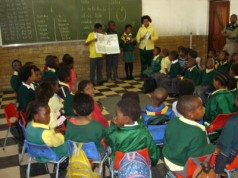 African Language Teaching Introduced in  South African Schools