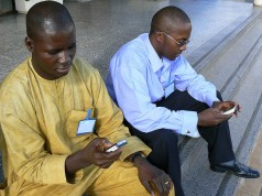 Mobiles Increasingly Being Used for Reading in Africa