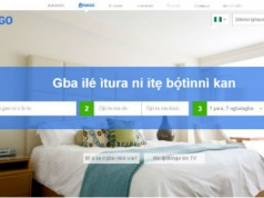 Hotel Website Adds Nigerian Language Translation