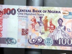 Nigeria drops Arabic script from banknotes