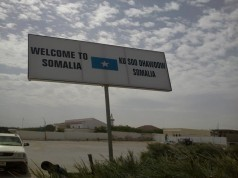Advertisers Beware – Somali Only Signs in Mogadishu