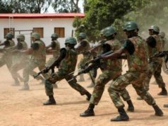 Nigerian Soldiers Ordered to Learn Local Languages